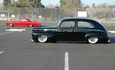 1964 Chevy Impala SS (& 47 Ford )   by KID DEUCE,   via Flickr
