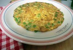 Bona de veritat  Ingredients per a 2 persones: 4 ous 200 grams de pèsols nets Oli i sal Preparació: Passeu els pèsols pelats per la paella amb una mica d'oli per tot just saltar-los una mica. Bateu els ous, saleu-los, afegiu-hi els pèsols deixeu reposar la barreja durant uns cinc minuts i procediu …