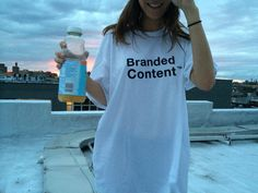 Image of Branded Content™ Tee - WHITE