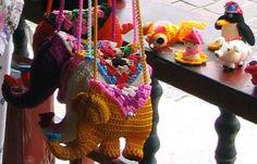 animales de crochet!!