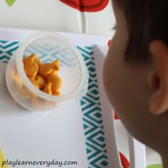 How Many Goldfish in the Bowl Game - Play and Learn Every Day