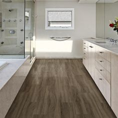 Allure ISOCORE 7.1 in. x 36.8 in. Lido Wood Luxury Vinyl Plank Flooring (19.96 sq. ft. / Case) I169321 at The Home Depot - Mobile