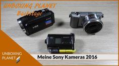 Backstage Video über meine 3 Sony Kameras aus dem Jahr 2016 #backstagevideo #3sonykameras #sony #kameras