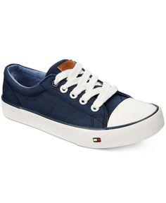 63d11de13735af Tommy Hilfiger Boys  or Little Boys  Cormac Core Sneakers Kids - Kids   Shoes - Macy s