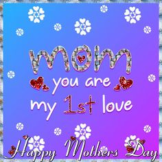 For the love in your life - your mom. Free online My Love ecards on Mother's Day Mothers Day Special, Happy Mothers Day, Big Hugs For You, Love Ecards, Thank You Wishes, Mother Day Wishes, Love Hug, Mum Birthday, Mom Day