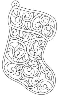 designs to draw patterns unique urban threads * designs to draw patterns unique - designs to draw patterns unique transfer paper - designs to draw patterns unique urban threads Christmas Colors, Christmas Art, Christmas Projects, Holiday Crafts, Xmas, Christmas Coloring Pages, Coloring Book Pages, Coloring Sheets, Ideas Quilling