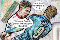 Samir Nasri Thought English Players were Tougher #Nasri #Vardi #Sevilla #Leicester #Barcelona #Wenger #Arsenal #Neymar #ChampionsLeague #UCL #FCBarcelona #Paris #Jokes #Comic #Laughter #Laugh #Football #FootballDroll #Funny #Enrique #PSG #RealMadrid #Messi #FCBLive #FCBPSG #ForçaBarça #LaLiga #PL #Liverpool #Chelsea #Arsenal