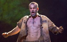 2. Hottest Person To Age 19 Years On Stage: Ramin Karimloo (Jean Valjean, Les Miserables) | The 26 Hottest Hotties On Broadway This Season