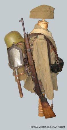 Угорська армія в Другій світовій війні Ww2 Uniforms, German Uniforms, Eastern Front Ww2, Ww2 History, Defence Force, World War I, Wwii, Old Things, Army