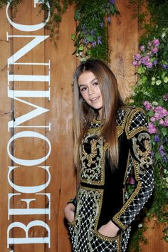 Cindy Crawford's Famous Brood Step Out to Support Their Mother on Her Big Night
