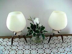 Tripod lamps! $72.00