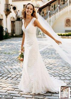 David's Bridal-Style T9612