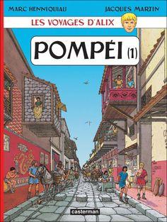 Les Voyages D'Alix: Pompeii