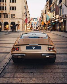 @classiccarvoyage Oro Chiaro  Images by @tfjj Motor Car, Ferrari, Transportation, Automobile, Vehicles, Bmw, Image, Car, Rolling Stock