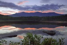 1. Lonesome Lake, Lincoln