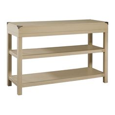 I pinned this Howard Miller Campaign Sofa Table from the Our Favorite Furniture Under $300 event at Joss and Main!