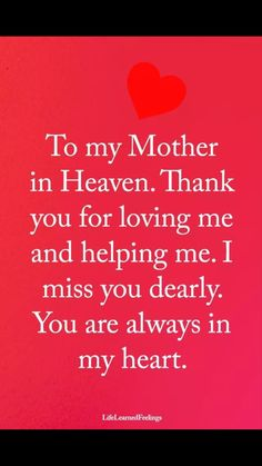 I think about you every day. Talk to the brightest star at night knowing it's you. I love you and miss you so much MOM! Mom I Miss You, Missing You Quotes For Him, Missing Thoughts, New Quotes, Family Quotes, Rip Mom Quotes, Funny Quotes, Mother In Heaven, Remembering Mom