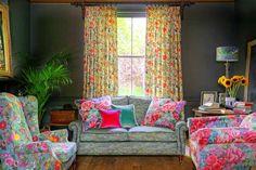 Ötvenedik, jubileumi Heimtextil 2020. English Countryside, Source Of Inspiration, New Builds, Floral Design, Upholstery, Curtains, Furniture, Home Decor, Florals