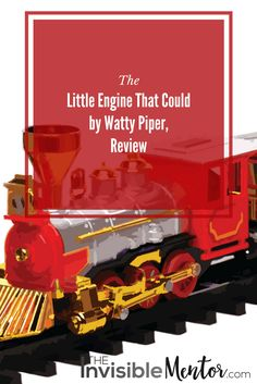 The Little Engine That Could is one of those children's books that you have to read at least once in your life. And it is also suitable of adults. The story is both inspirational and aspirational. If you are looking for a role model, the main character, a happy train, makes an ideal one. If you have never read this book, click through to read my article, Little Engine That Could by Watty Piper, Review, which is my summary and thoughts.