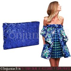 Bolso de mano con lentejuelas azul klein ★ 11'95 € en https://www.conjuntados.com/es/bolsos/bolsos-de-mano/bolso-de-mano-con-lentejuelas-azul-klein.html ★ #novedades #bolso #carterademano #bag #lentejuelas #paillettes #accesorios #complementos #moda #eventos #bodas #invitadaperfecta #perfectguest #party #fashion #fashionadicct #picoftheday #outfit #estilo #style #GustosParaTodas #ParaTodosLosGustos