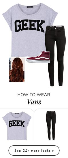 """Untitled #138"" by allijd on Polyvore featuring Vans"
