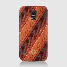 URI ART: BENTARA CHANDI BATIK Hardcase for Samsung Galaxy S...
