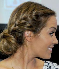 Lauren Conrad will always be queen of the braids!