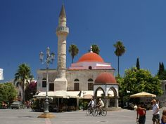 Defterdar Mosque, Kos, Greece