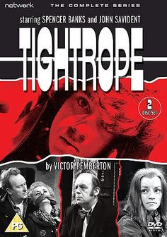 Tightrope - The Complete Series [DVD] Fantastic I really enjoyed this TV series a great show 60s Tv, 70 Show, The Good Old Days, Tv Series, Comedy, Nostalgia, Drama, Memories, Movie Posters