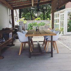#kwantum repin: Stoel NEW YORK > https://www.kwantum.nl/meubelen/stoelen/meubelen-stoelen-eetkamerstoelen-kuipstoel-new-york-wit-1323020 @woonathome - ☀️ . . . #stoerwonen #buitenleven #mijntuin #genieten #vtwonenbijmijthuis #binnenkijken #tuininspiratie #interieurinspiratie #interiorandhome #mygarden #interiorandhome #kwantum #buitenzitten #buitenkeuken
