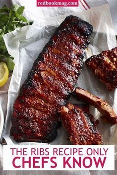 BEST RIBS RECIPE: Here is the hands-down best barbecue sauce for ribs you've ever tasted!   Posted By: DebbieNet.com