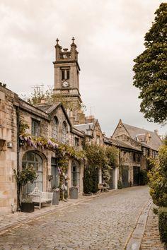 Places off the main tourist trail in Edinburgh
