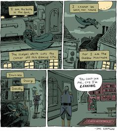 """Funny """"Dishonored """"comic"""