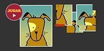 URL:http://www.guiachinpum.com.ar/juegos-infantiles/ ¿QUE ES? una pagina interactiva ¿PARA QUÉ SIRVE? para que los niños trabajen rompecabezas, memoramas, lebertintos ¿QUE ACTIVIDADES PODRÍAN APOYAR LA FORMACIÓN ACADÉMICA? pensamiento y la observación ¿QUE SE NECESITA PARA PODER SACAR PROVECHO DE ÉSTA HERRAMIENTA? visitarla. ¿QUE ROL JUEGA EN EL PROCESO DE APRENDIZAJE? concentración, desafíos, atención ¿COSTO? ninguno.