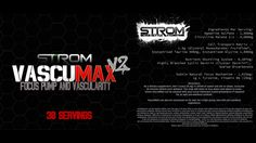 Strom Presents VascuMAX v2 - AVAILABLE NOW