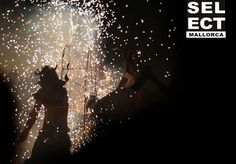 Dimonis Sant Antoni. Foc i Fum. One of the most traditional celebrations in the Balearic Islands, the Saints Day or Fiesta de Sant Antoni, takes place every year on 17th January.
