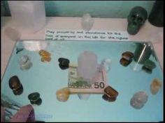 Crystal Guidance Prosperity Grid - YouTube