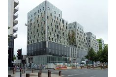 dominique perrault architecture: housing, office and commercial building, euralille (2007)
