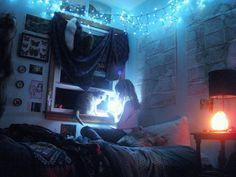 "praying: "" by Renee Ackerman "" Bedroom Inspo, Bedroom Decor, Bedroom Ideas, Aesthetic Bedroom, Cool Rooms, New Room, Room Inspiration, Design Inspiration, Home Decor"