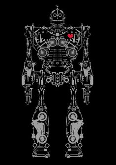 Blueprint Of The Iron Giant The Iron Giant, Arte Cyberpunk, Cool Robots, Amazing Art, Awesome, Mecha Anime, Love Movie, Panzer, Cultura Pop