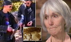 Mother of Columbine shooter gives her first-ever TV interview