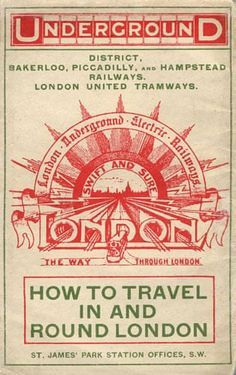 Tunnel vision: a history of the London tube map   Art and design   The Guardian