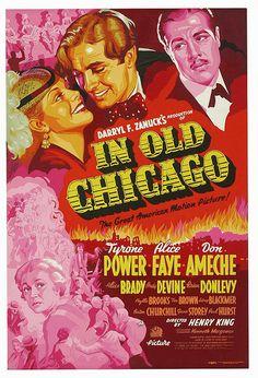 Tyrone Power ; art poster Movie 1937 | Flickr - Photo Sharing!
