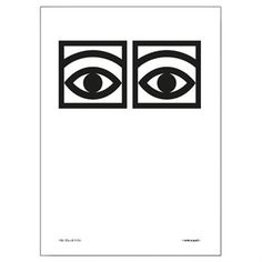 The+iconic+Ögon+Cacao+one+eye+poster+was+designed+by+the+well-known+Swedish+illustrator+Olle+Eksell+in+1956.+The+famous+eyes+of+cacao+was+part+of+Sweden's+first+design+program+that+Olle+designed+for+the+company+Mazetti.+Since+then,+the+poster+has+become+a+real+design+classic.+The+poster+works+for+many+environments+and+creates+both+a+timeless+and+contemporary+look.+Combine+it+together+with+other+classic+motifs+illustrated+by+Olle+Eksell.+Available+in+different+sizes.