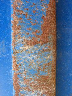 Texture tolle bleu