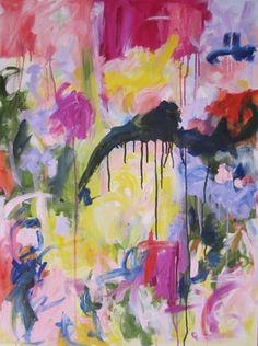 "Saatchi Online Artist Kerry Steele; Painting, ""Babylon"" #art"