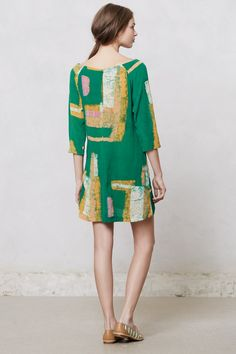 Linter Dress from Anthropologie