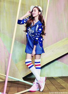 generation taeyeon, ex girl, girl day, snsd fashion, kpop girls Snsd Fashion, Korean Fashion Kpop, Korean Fashion Winter, Korean Fashion Casual, Spring Fashion Outfits, Denim Fashion, Girls Generation, Girls' Generation Taeyeon, Taeyeon Jessica