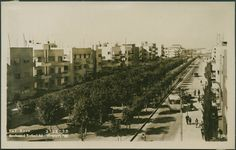 תל אביב שדרות רוטשילד