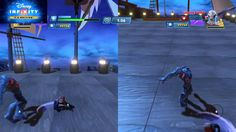 Disney Infinity 3.0 Vedova Nera vs Ultron